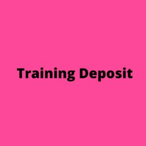 training-deposit